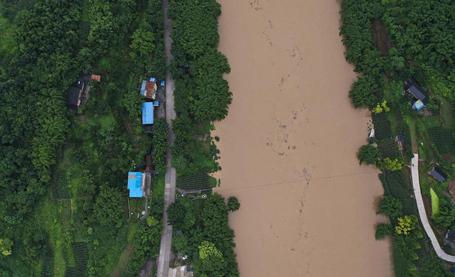 习近平总书记关切事丨战洪魔 保安全――近期防汛救灾热点观察